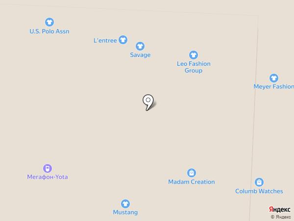 Madam Creation на карте Пятигорска