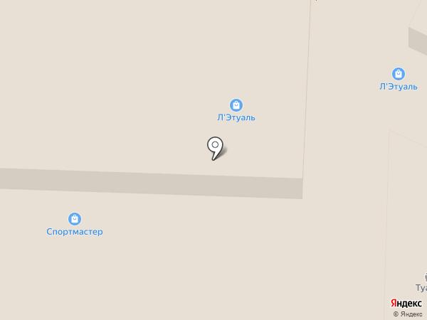 Страйк на карте Пятигорска