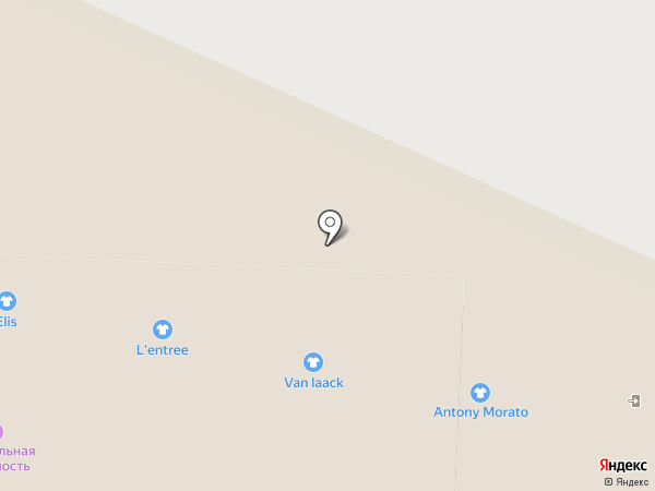 Granatelli на карте Пятигорска