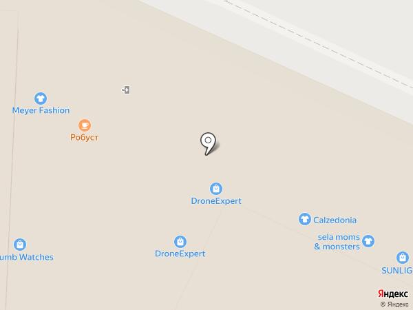 Calzedonia на карте Пятигорска