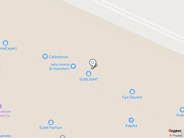 Choupette на карте Пятигорска