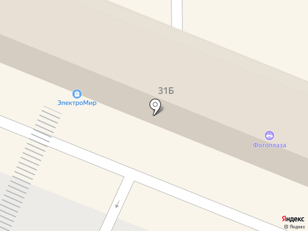 TM-STUDIO на карте Пятигорска