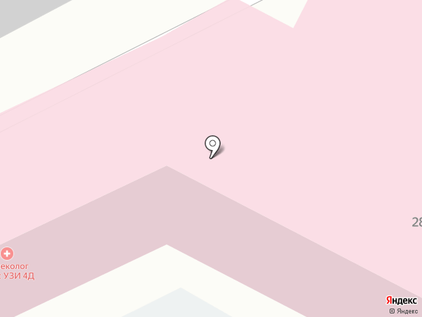 Алекс на карте Пятигорска