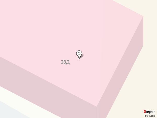 Эйфория на карте Пятигорска