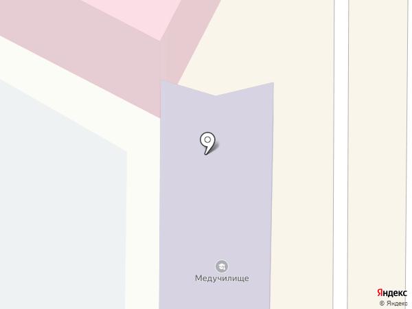 Курьер Сервис Экспресс на карте Пятигорска