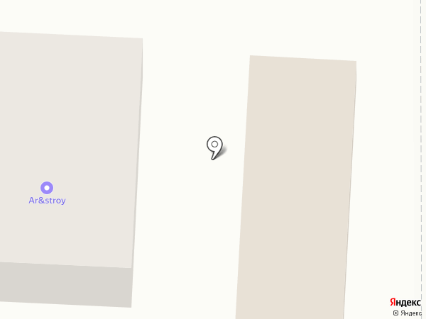 СтройТрейд на карте Пятигорска