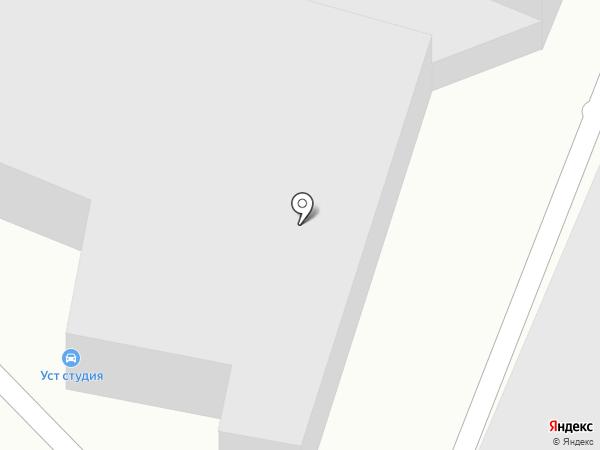 Наира на карте Пятигорска