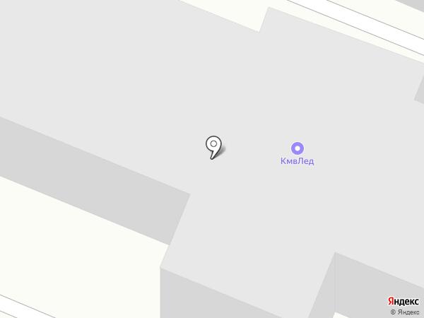 РИА-КМВ на карте Пятигорска