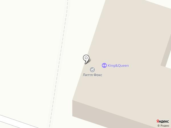 USP на карте Пятигорска