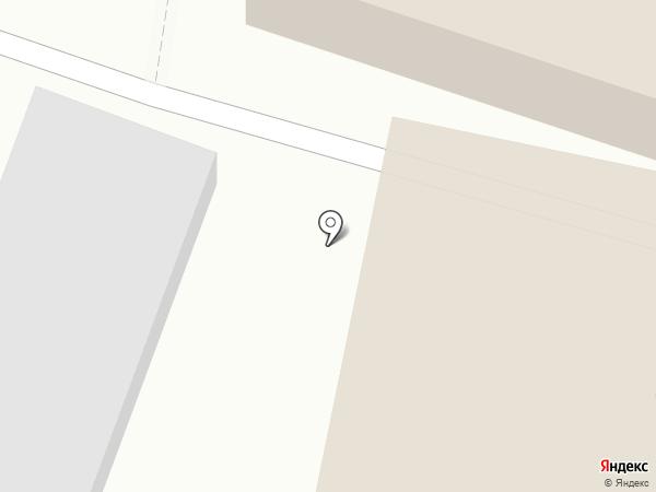 Арсенал на карте Пятигорска