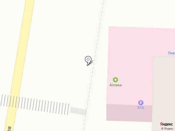 Банкомат, Банк ВТБ 24, ПАО на карте Пятигорска