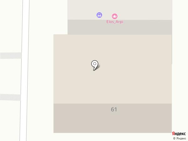Киты на карте Пятигорска