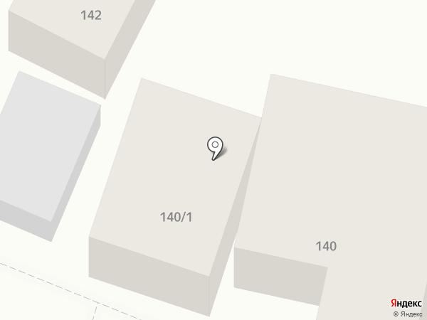 УГОНА.НЕТ на карте Пятигорска