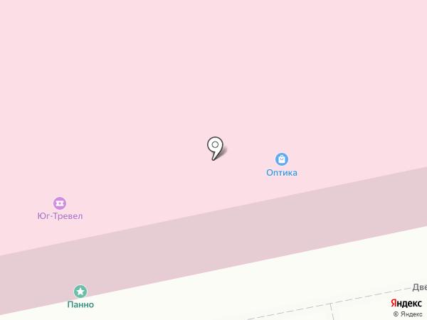 Дэнас центр на карте Железноводска