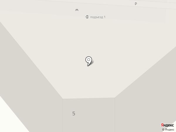 Черемушки на карте Пятигорска