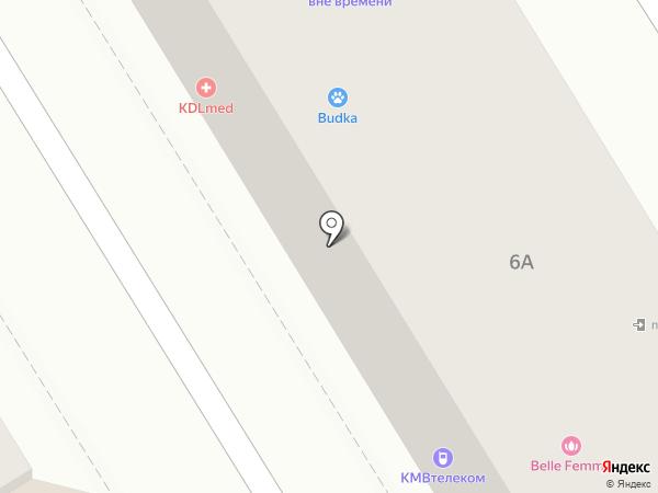 Первое Кабельное Телевидение на карте Пятигорска