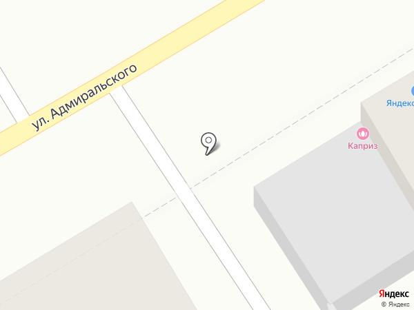 Страховая компания на карте Пятигорска