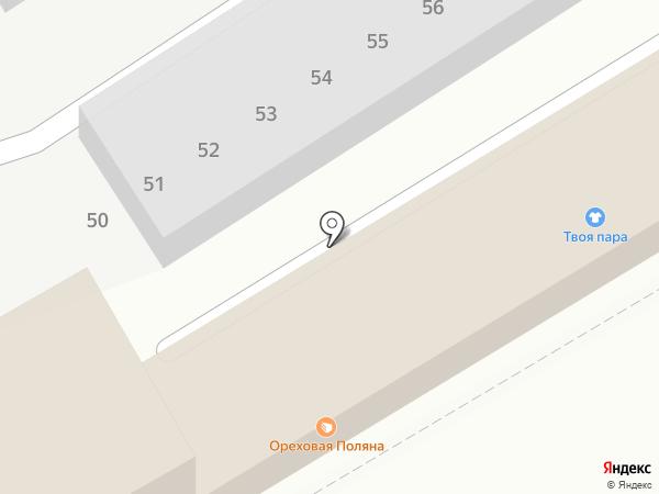 ЛаМаджо & Гиро House на карте Пятигорска