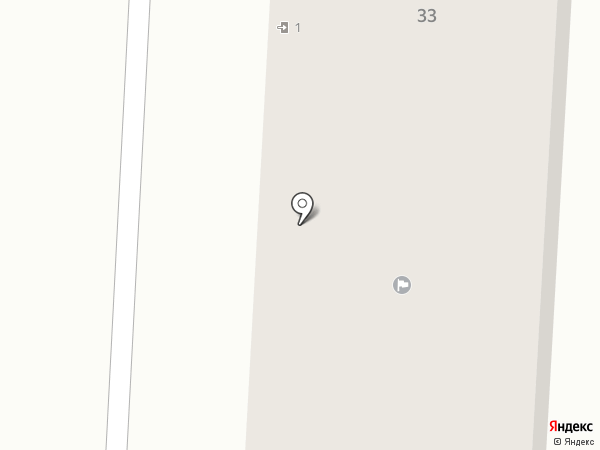 Кураж на карте Пятигорска