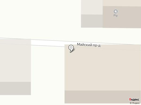 Сказка на карте Пятигорска
