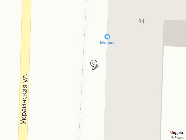 ДиАрт на карте Пятигорска