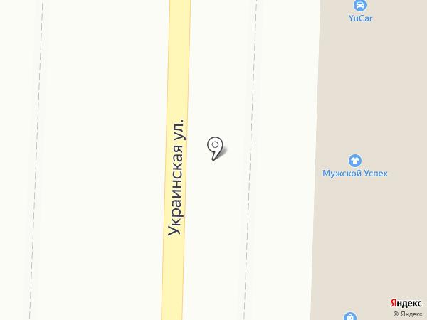 СМАЙЛ на карте Пятигорска