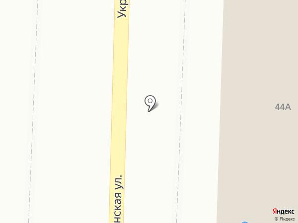 коСмоПорт на карте Пятигорска