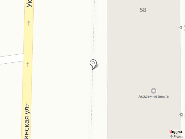 Домашний №2 на карте Пятигорска