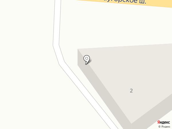 Plus на карте Пятигорска