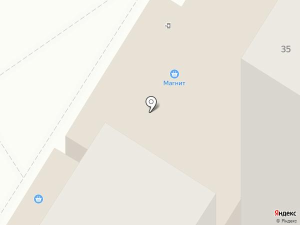Аварийно-лифтовая служба на карте Пятигорска