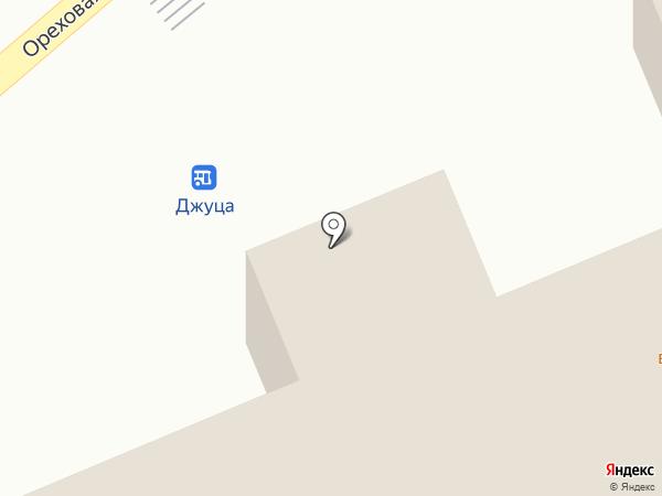 Ника на карте Юц
