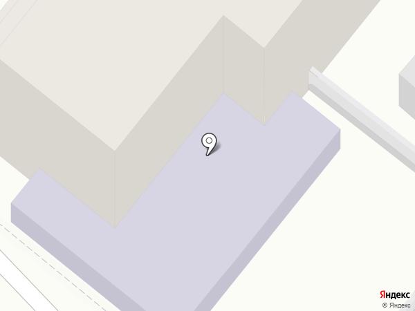 Детская музыкальная школа №2 на карте Пятигорска