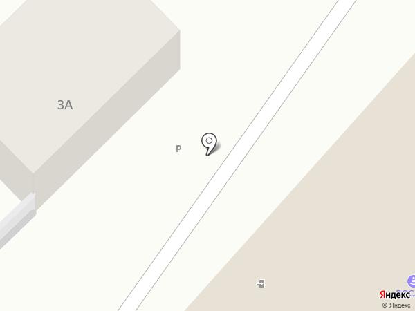 Мои документы на карте Пятигорска