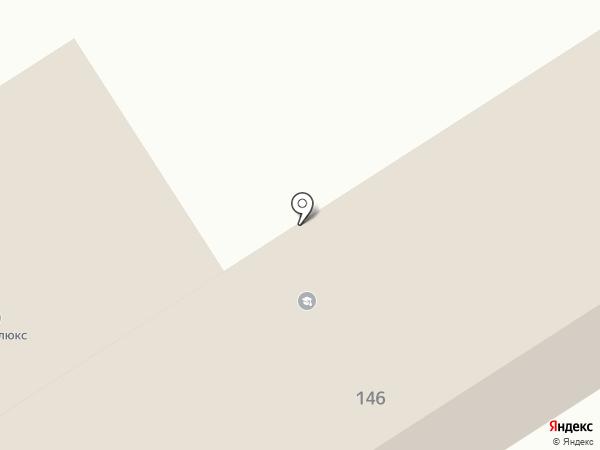 Азия-Фьюжн на карте Пятигорска