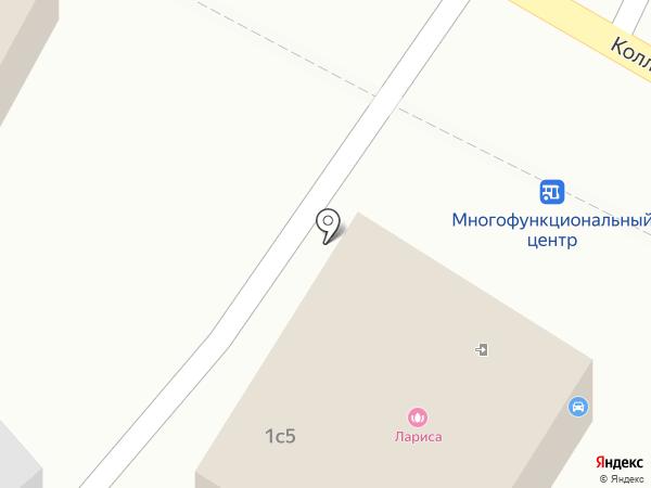 Мастерская по ремонту обуви на карте Пятигорска
