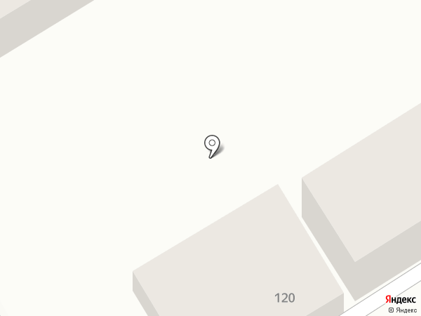 Нянюшка на карте Пятигорска