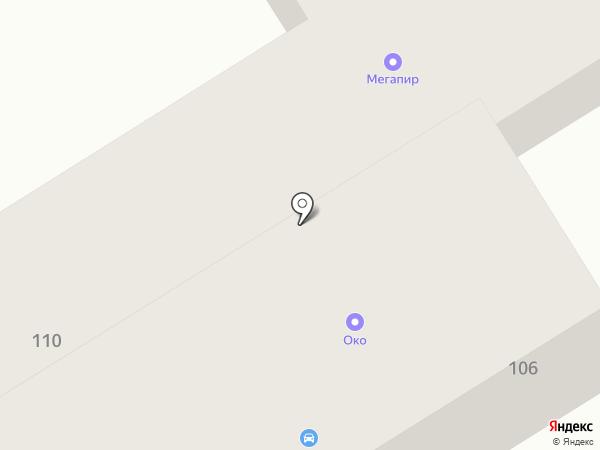 Противопожарная Компания на карте Пятигорска