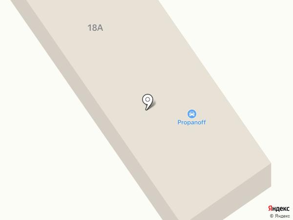 Трейд-ин на карте Пятигорска