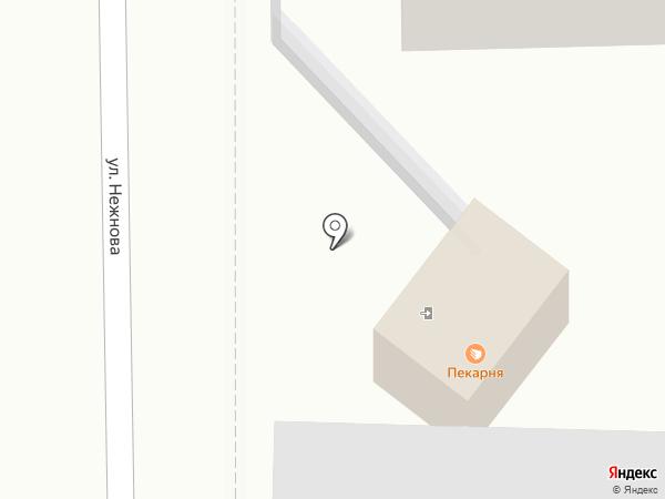 Продуктовый магазин на карте Пятигорска