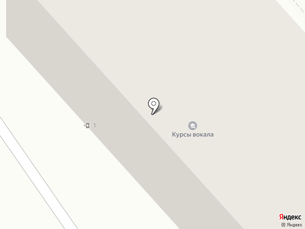 IN STYLE на карте Пятигорска
