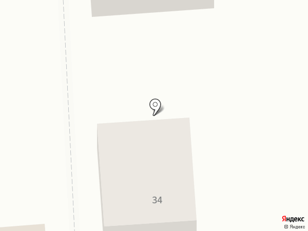 Техноспорт на карте Пятигорска