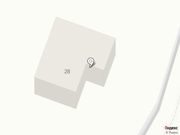 Белая ворона на карте Пятигорска