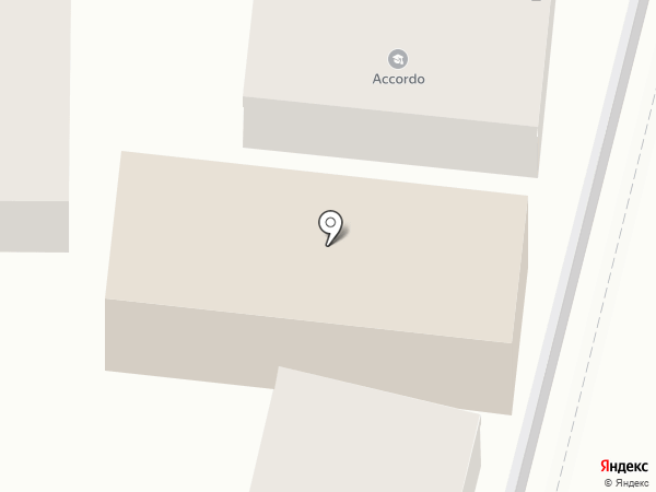Пальмира на карте Пятигорска