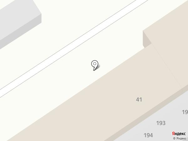 АвтоОазис на карте Пятигорска