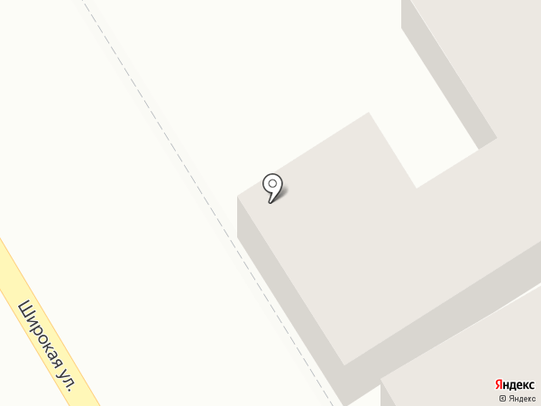 Баунти на карте Пятигорска