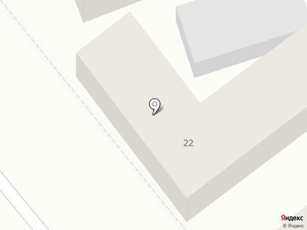 Rider studio на карте Пятигорска