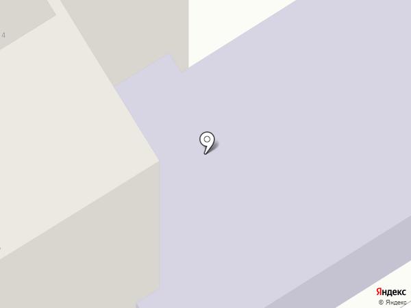 Святогор на карте Пятигорска