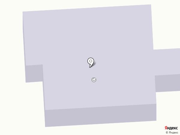 Детский сад №8, Теремок на карте Пятигорска