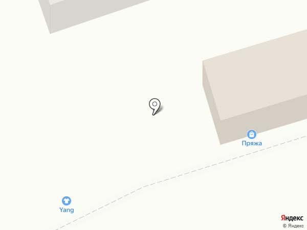Ника на карте Пятигорска