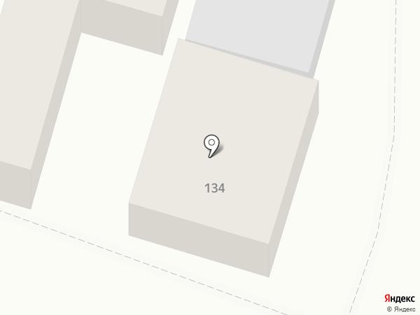 Юг-Сервис на карте Пятигорска